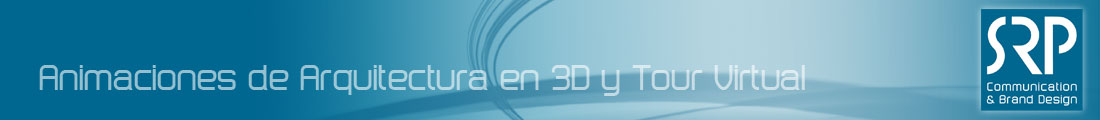 Animaciones de Arquitectura en 3D y Tour Virtual